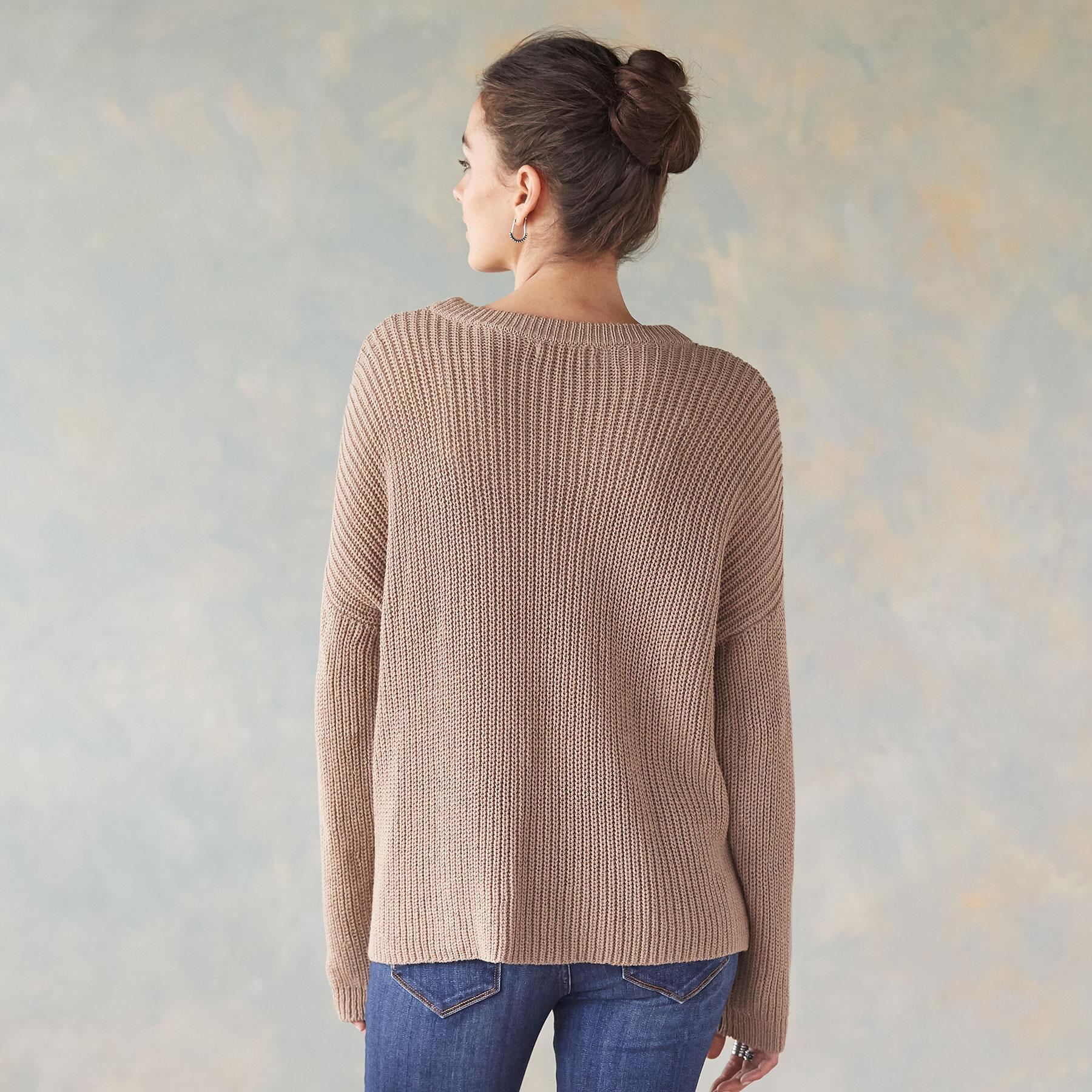 RIBBED KNIT TOP: View 2