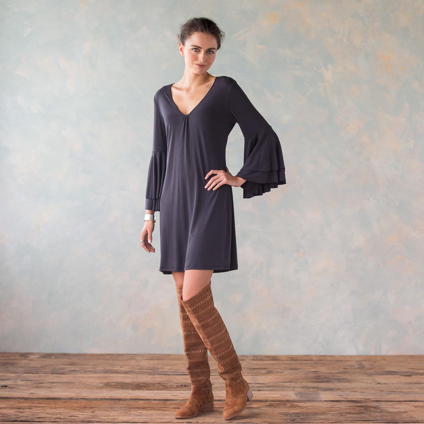 DELPHINE DRESS: View 1