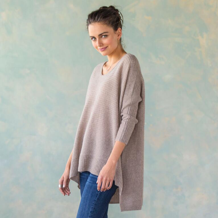 PEACEFUL MEADOW PULLOVER