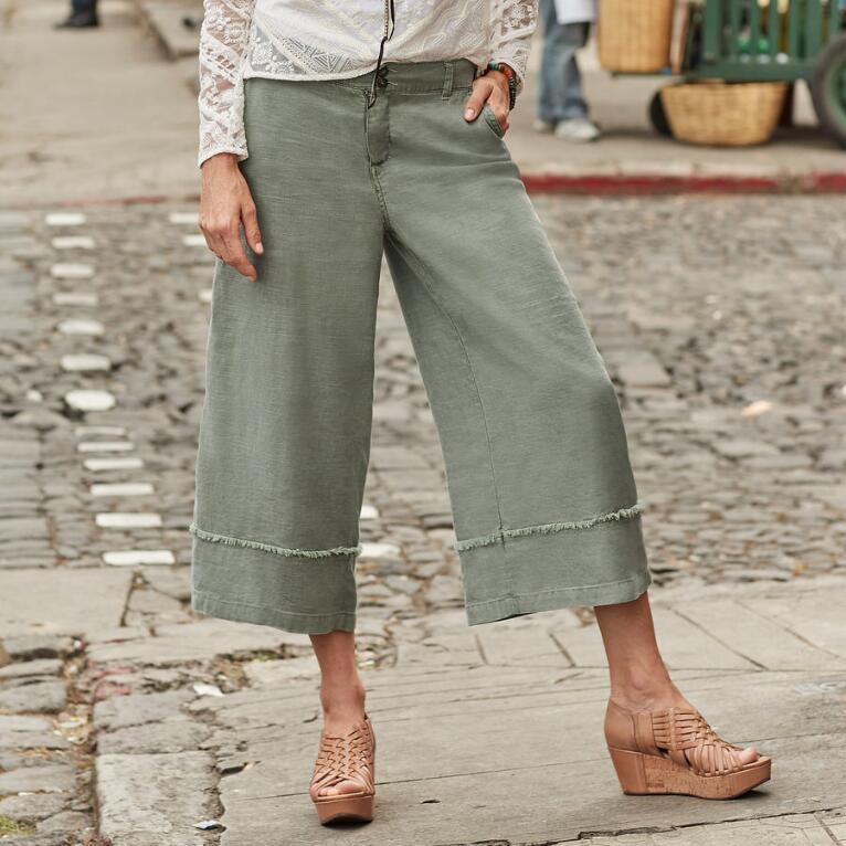 BELLE HARBOUR PANTS - PETITES
