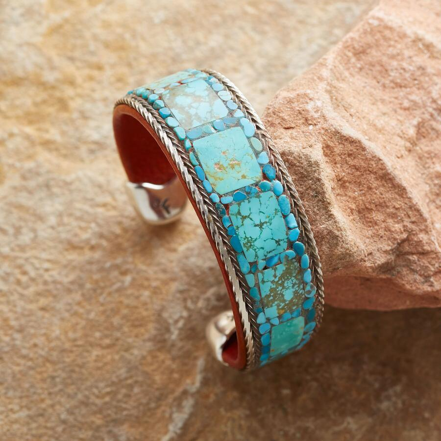 TURQUOISE SKIES CUFF