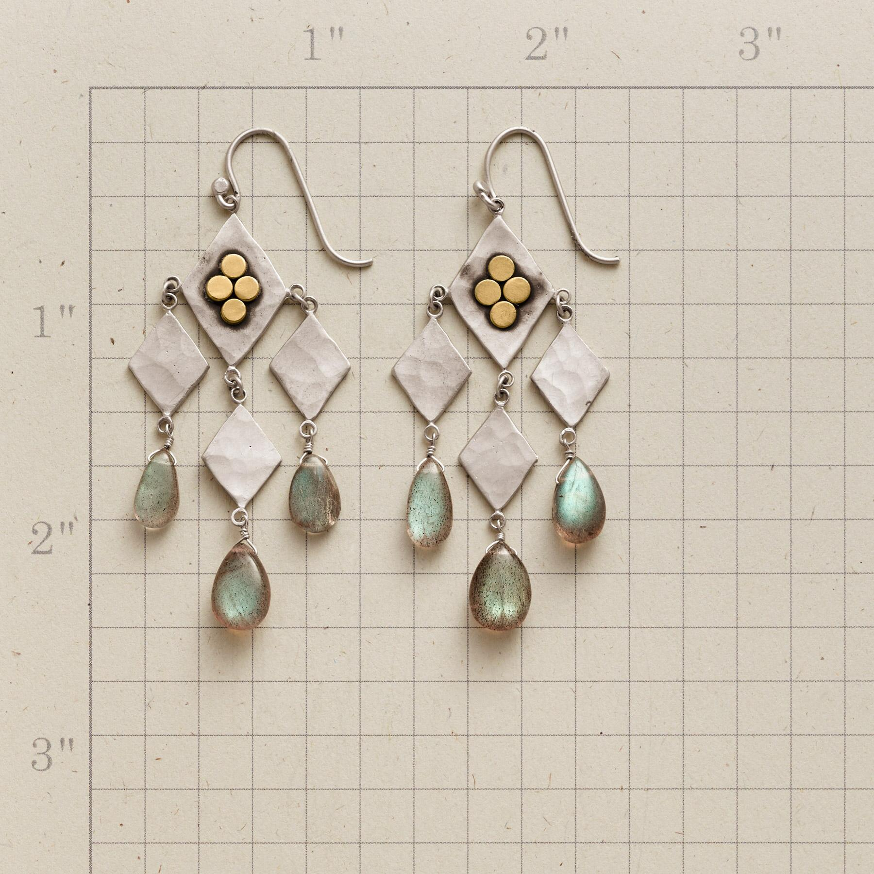 SHAPE SHIFTER EARRINGS: View 2