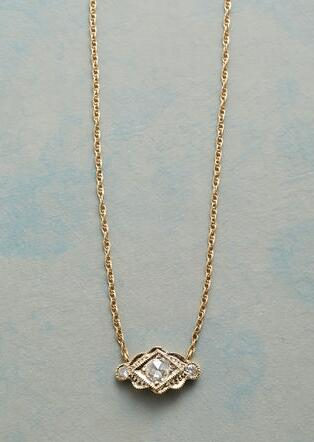 HEIRLOOM DIAMOND NECKLACE