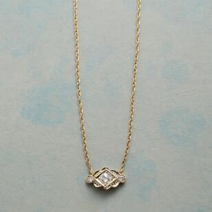 HEIRLOOM DIAMOND NECKLACE