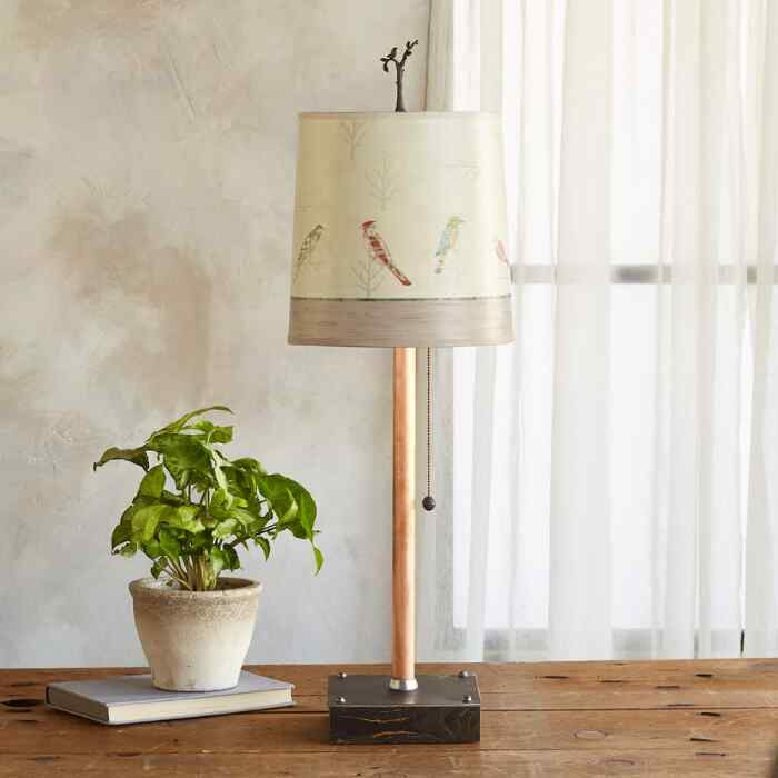 SONGBIRDS TABLE LAMP