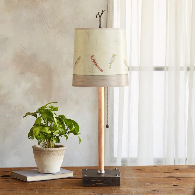 SONGBIRDS TABLE LAMP