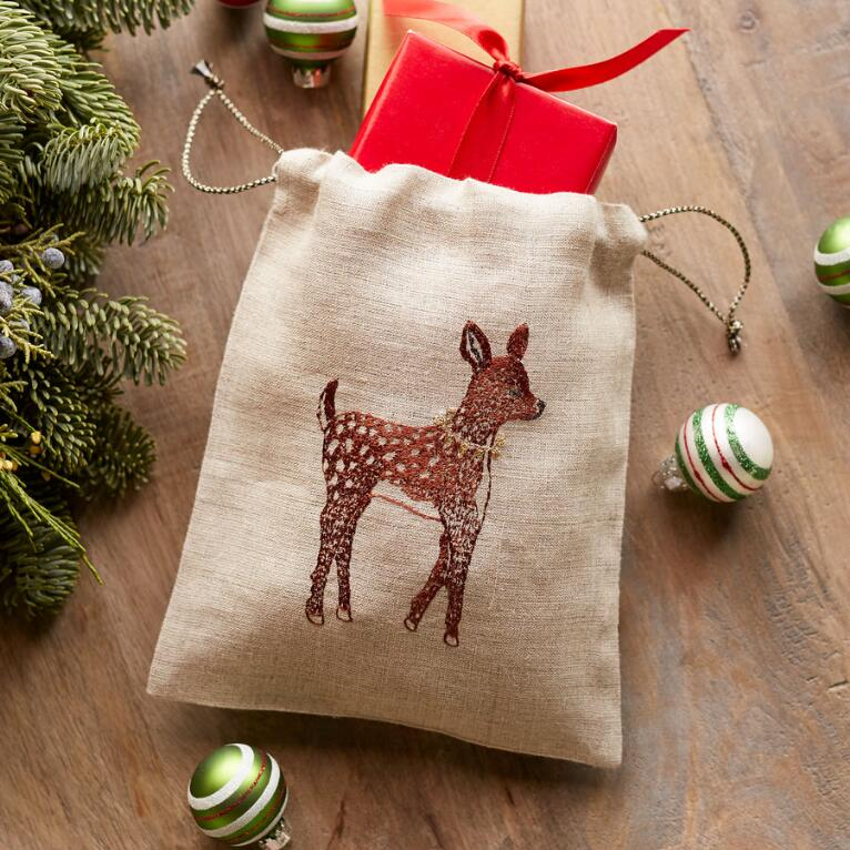 DOE DRAWSTRING BAG