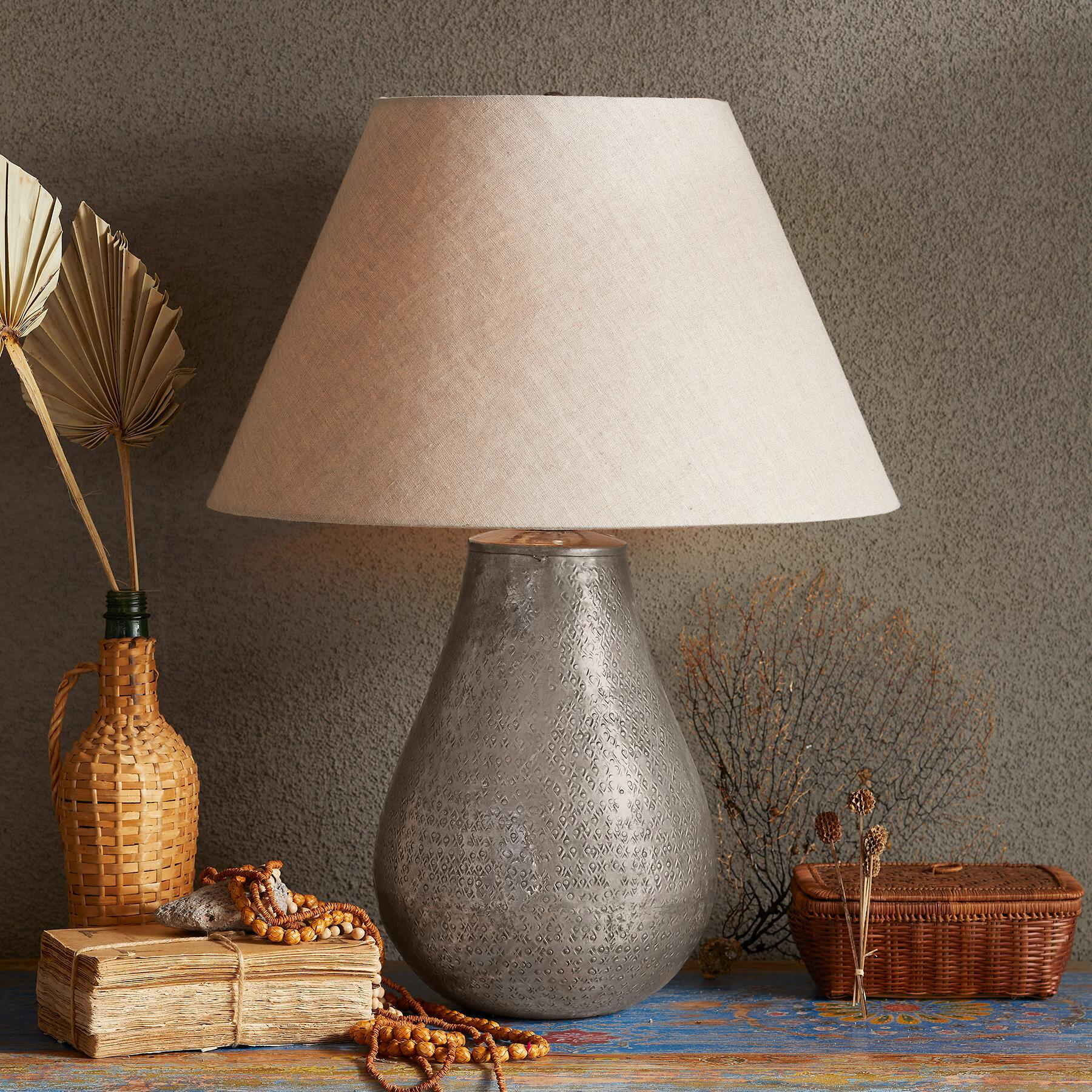 LIVERMORE TABLE LAMP: View 1