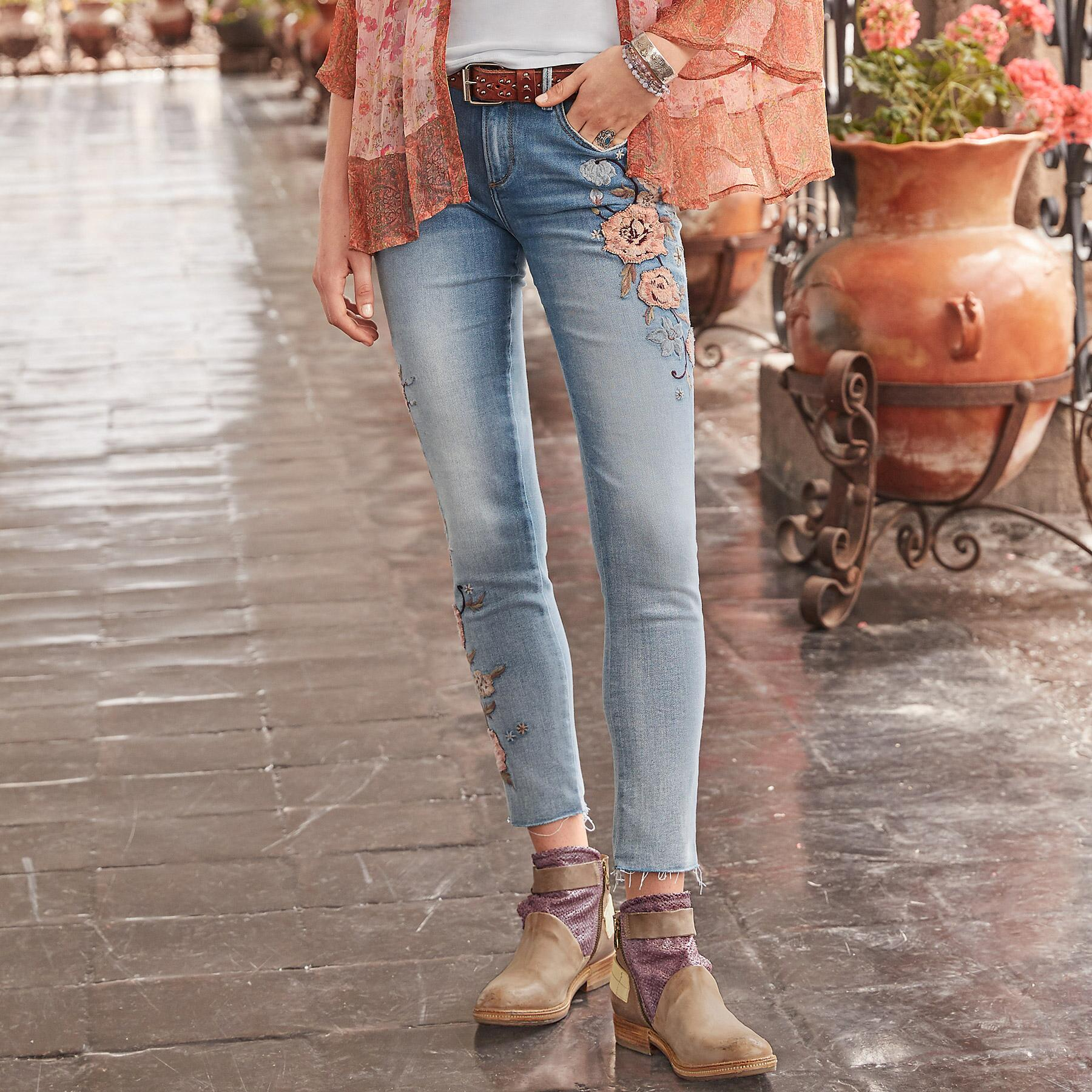 JACKIE MAGNOLIA JEANS: View 1