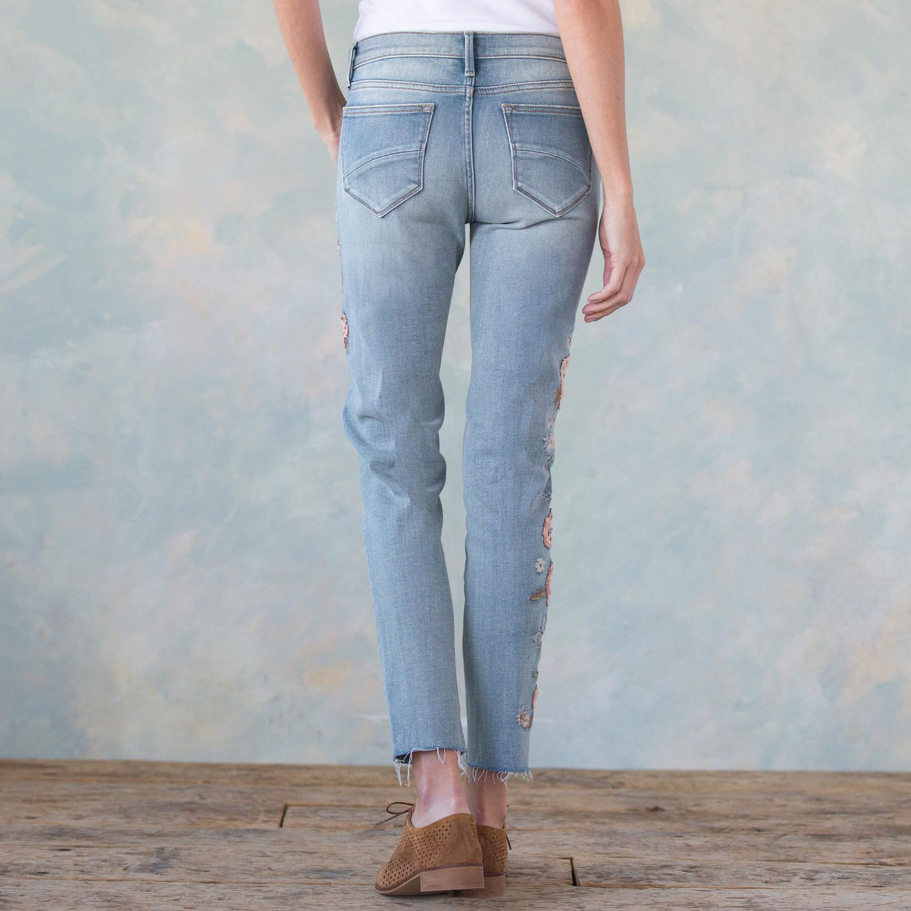 JACKIE MAGNOLIA JEANS: View 2