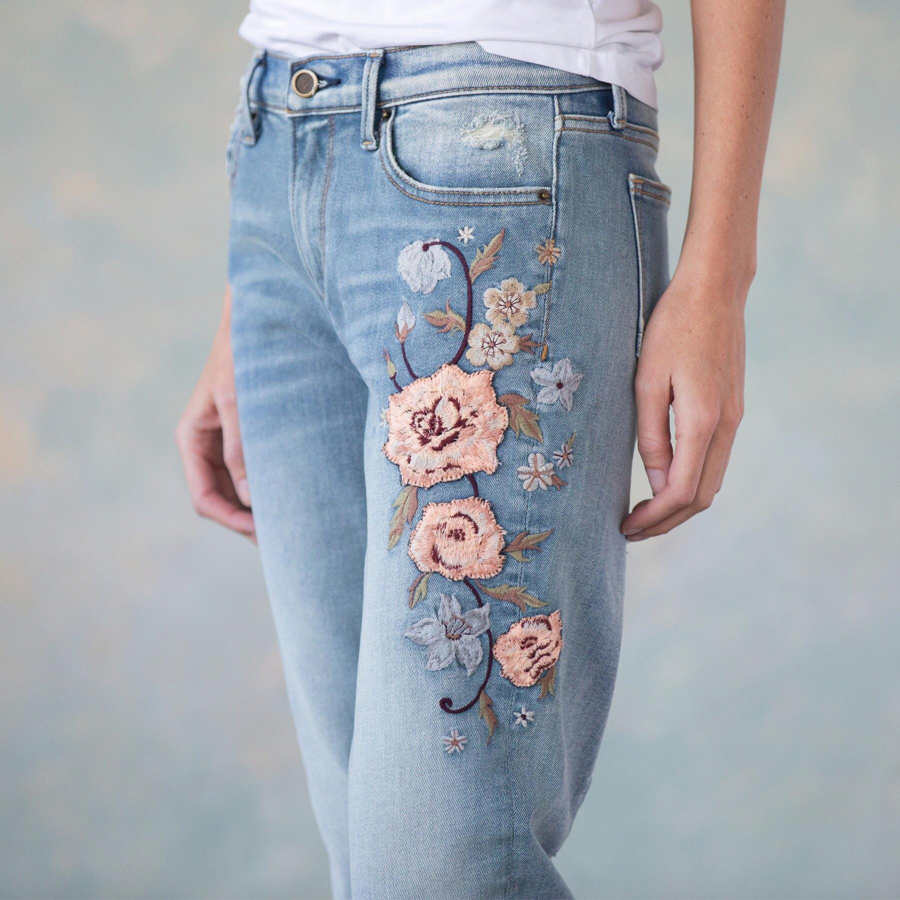 JACKIE MAGNOLIA JEANS: View 3
