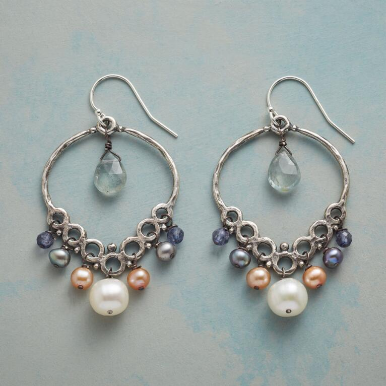 PEARL SEAWALL EARRINGS
