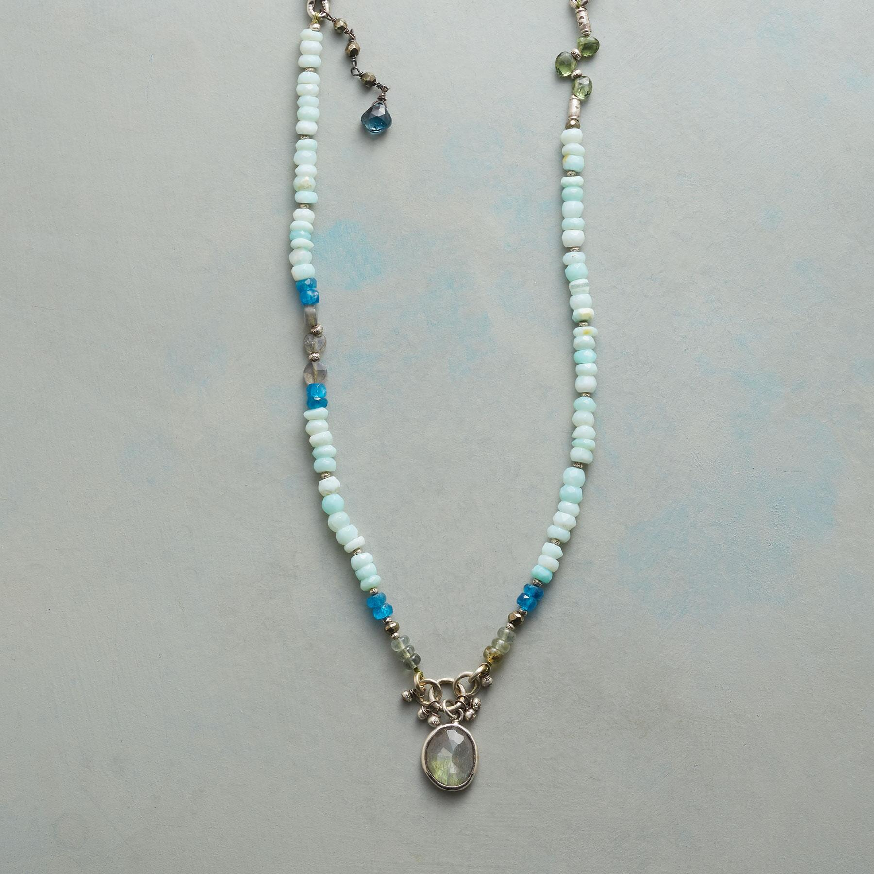 OPAL BAY NECKLACE: View 1