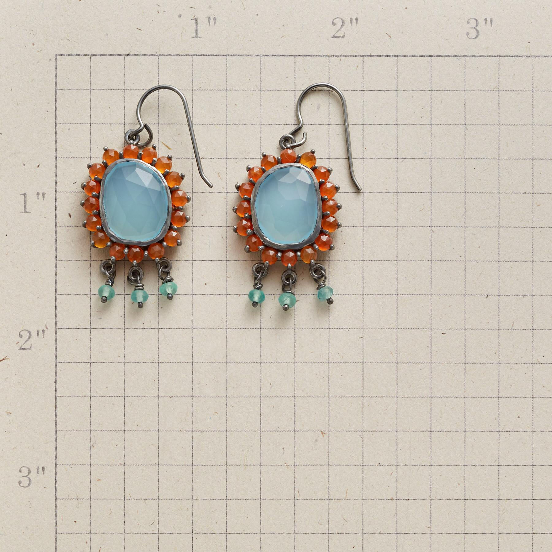 ALL AROUND BEAUTY EARRINGS: View 2
