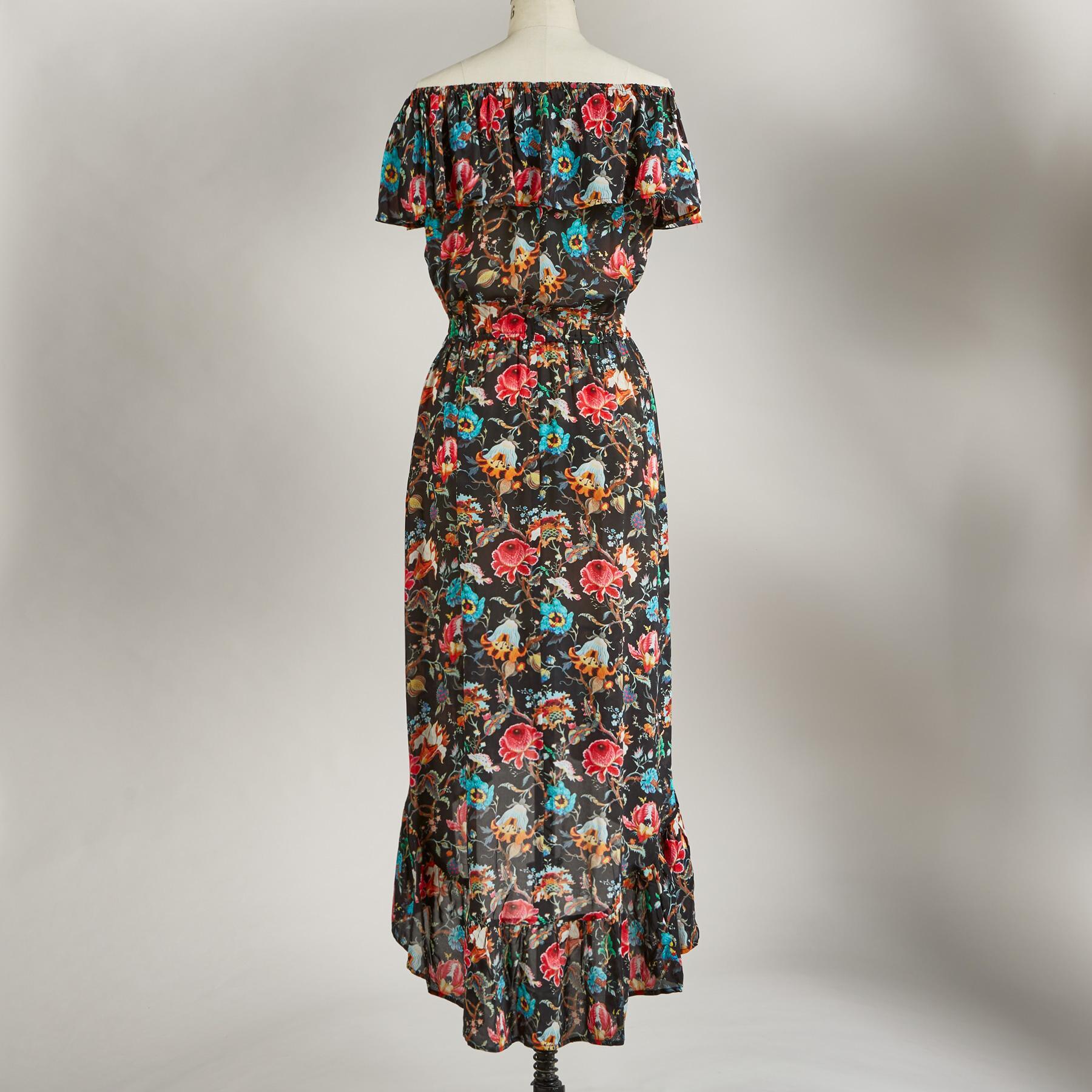 CALYPSO ROSE DRESS: View 2
