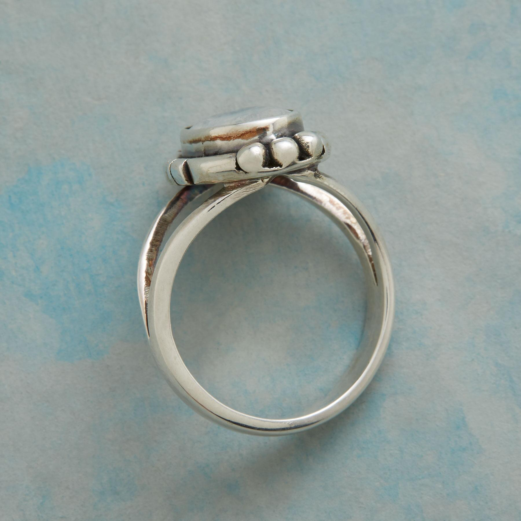 ANGEL'S SIGH RING: View 2