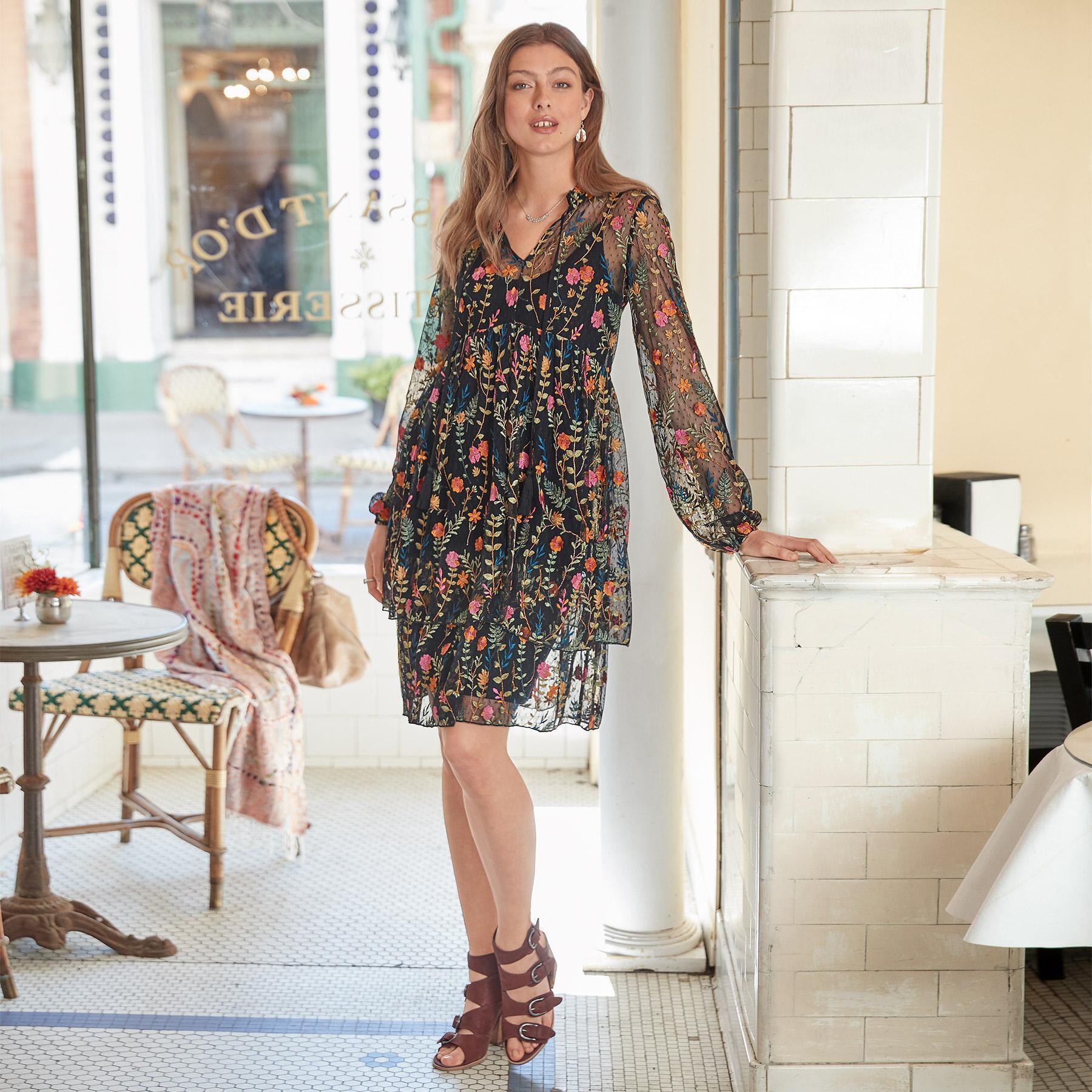 MEADOWBROOKE DRESS PETITE: View 1