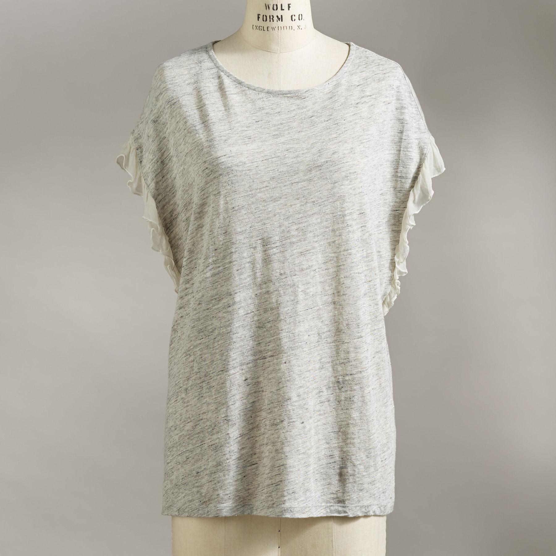 ESSENTIAL ELEGANCE TOP: View 2