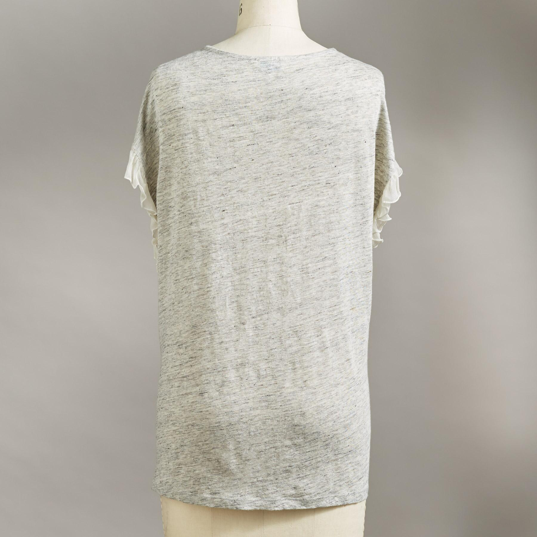ESSENTIAL ELEGANCE TOP: View 3
