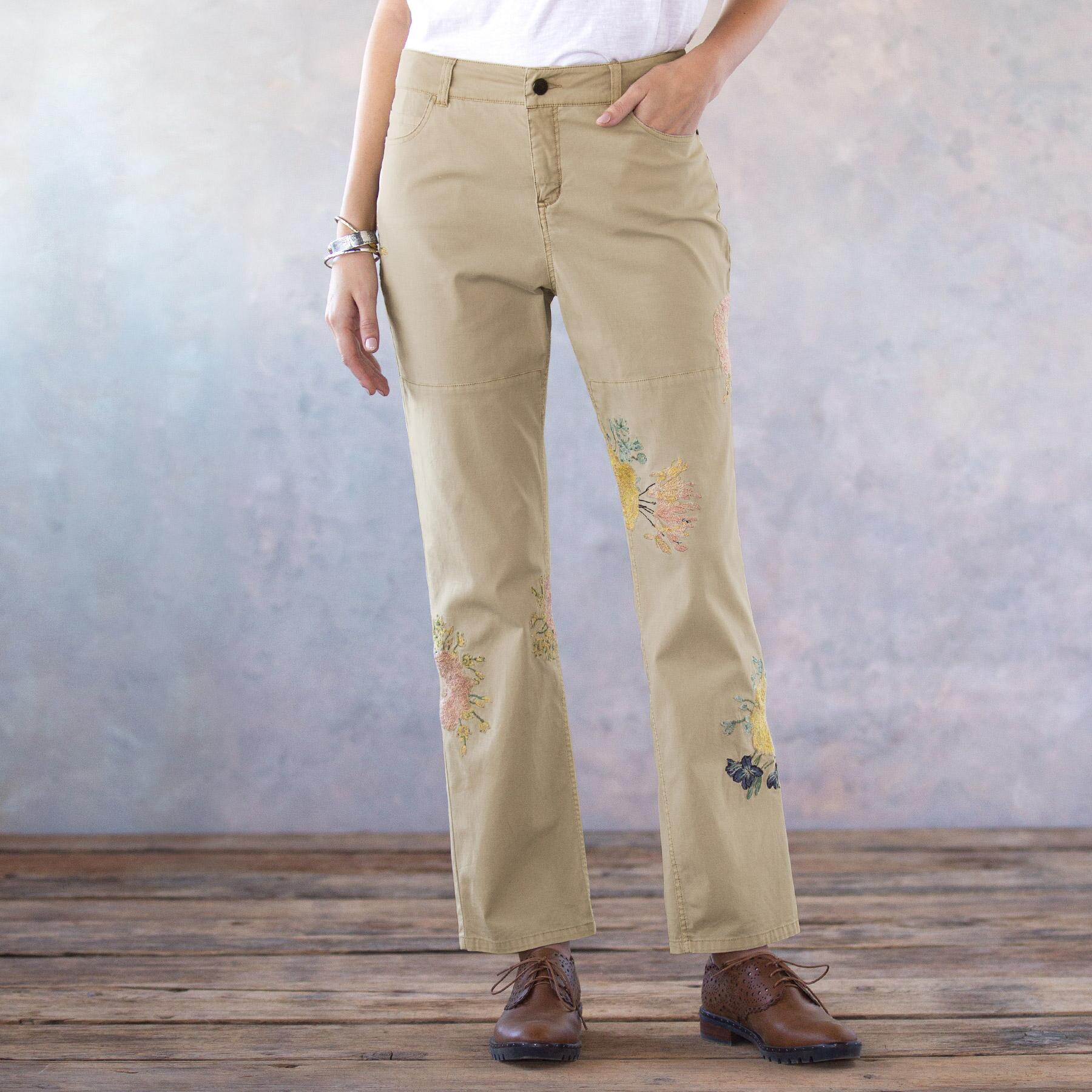 NATURAL APPEAL CARGO PANTS: View 2