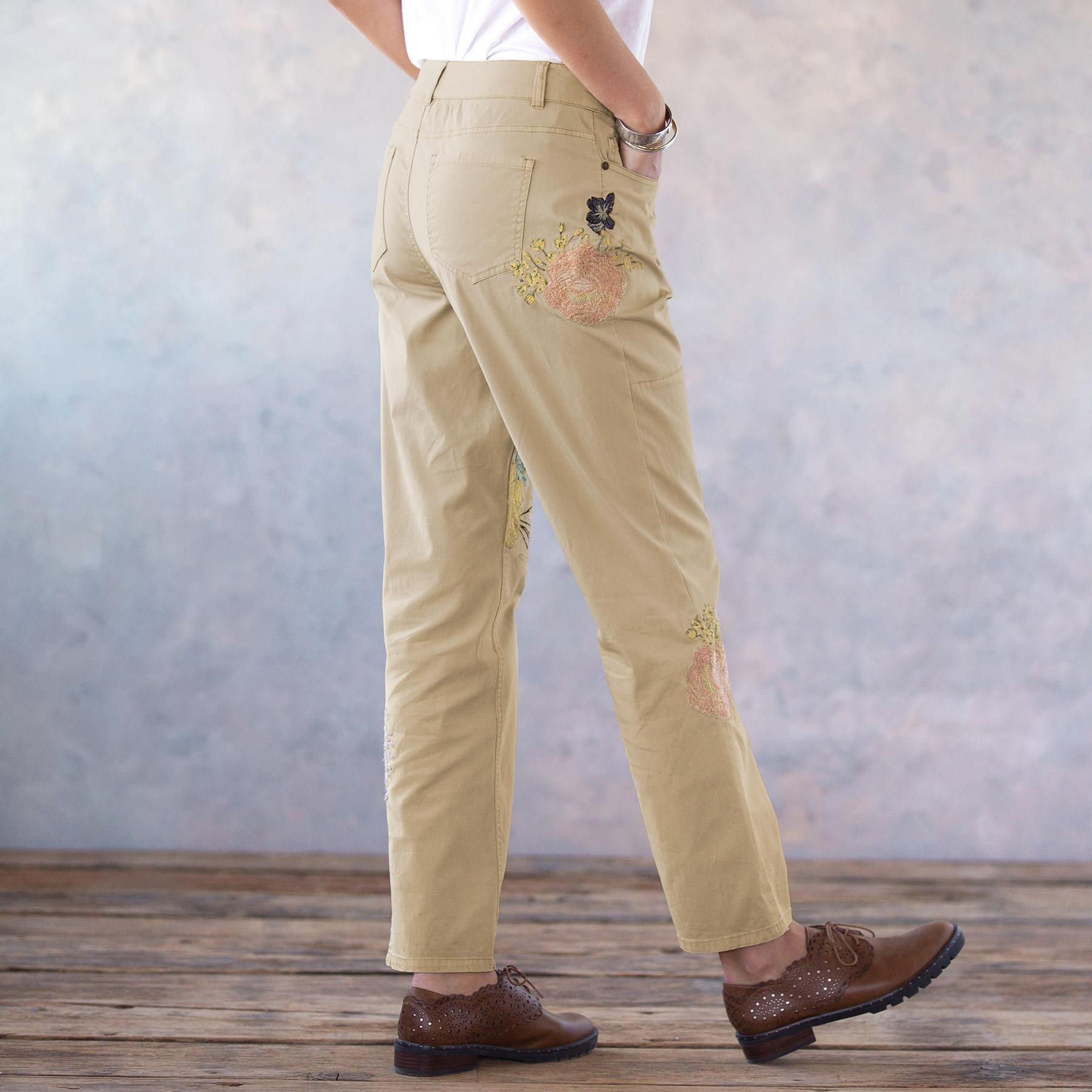 NATURAL APPEAL CARGO PANTS: View 3