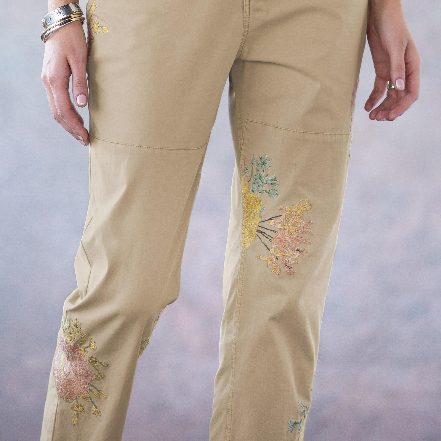 NATURAL APPEAL CARGO PANTS: View 5