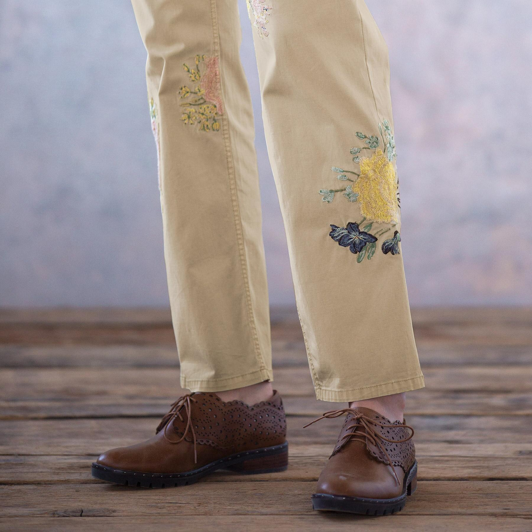 NATURAL APPEAL CARGO PANTS: View 6