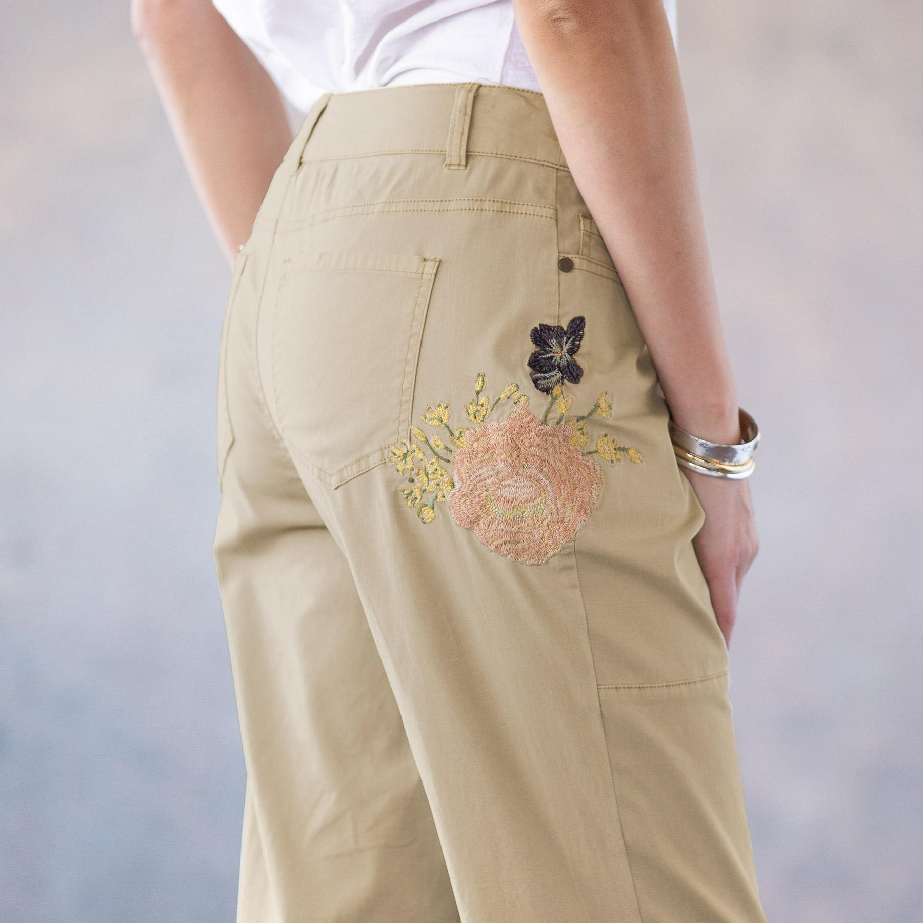 NATURAL APPEAL CARGO PANTS: View 7