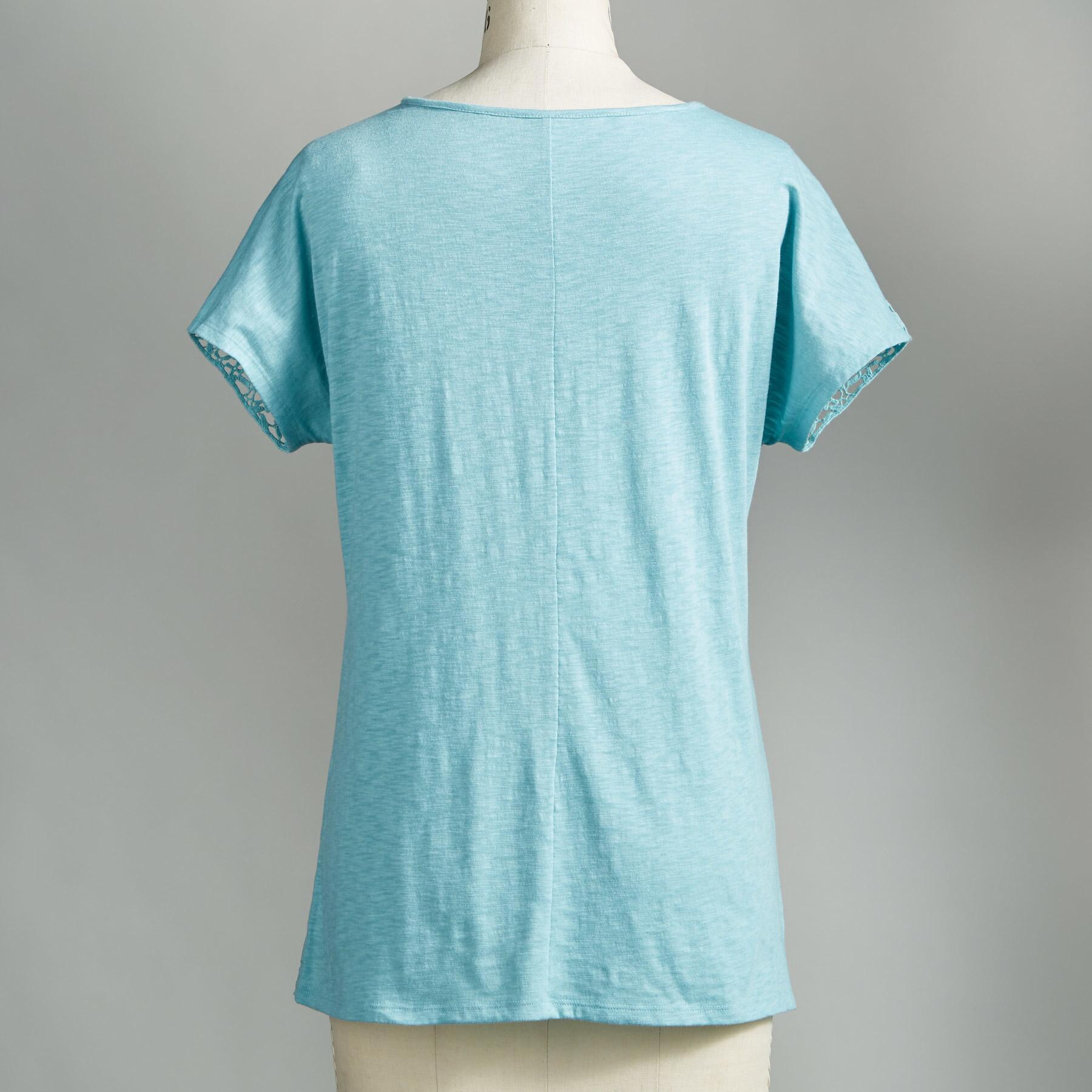 LILY'S PARAMOUR TEE - PETITES: View 2