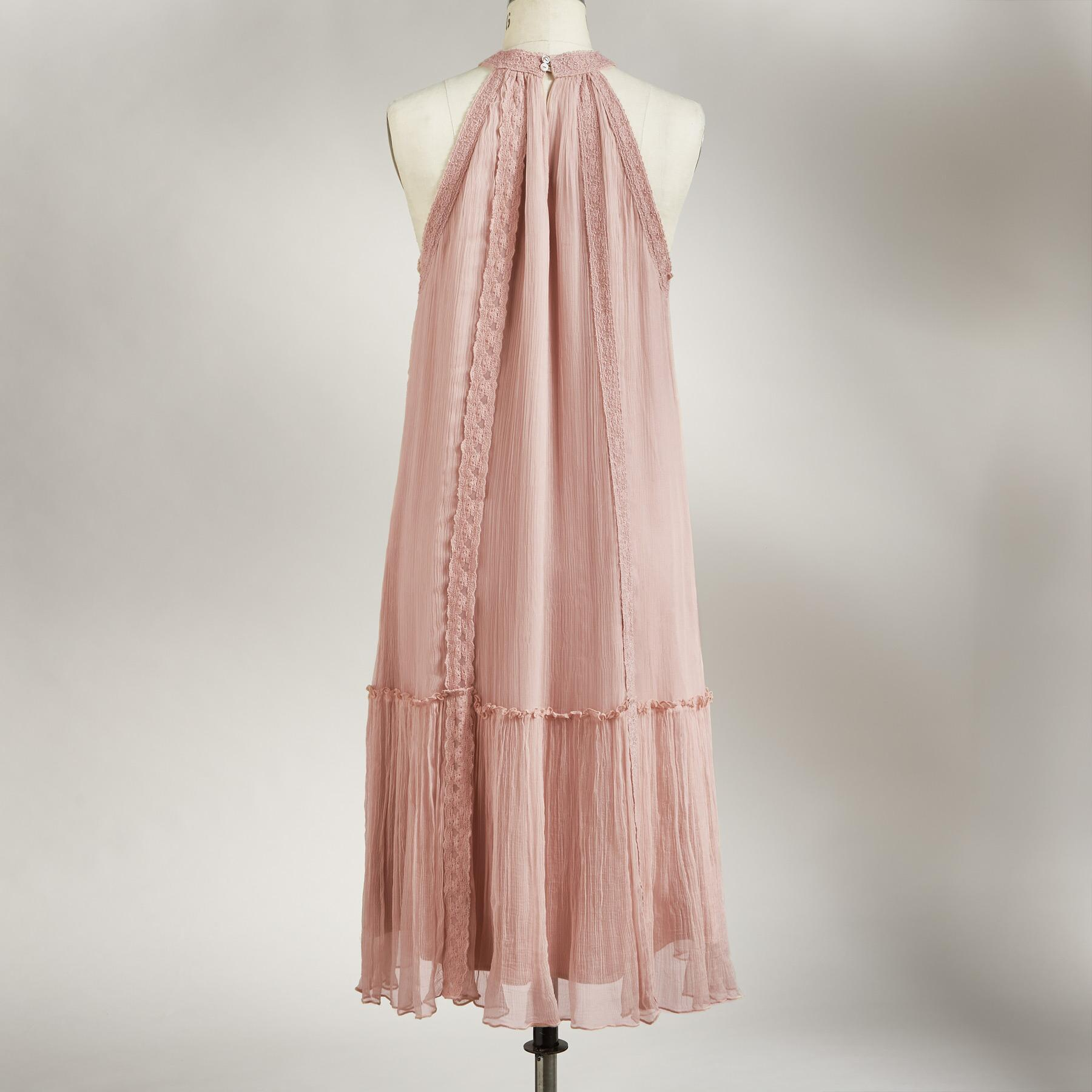 THE FAY HALTER DRESS: View 2
