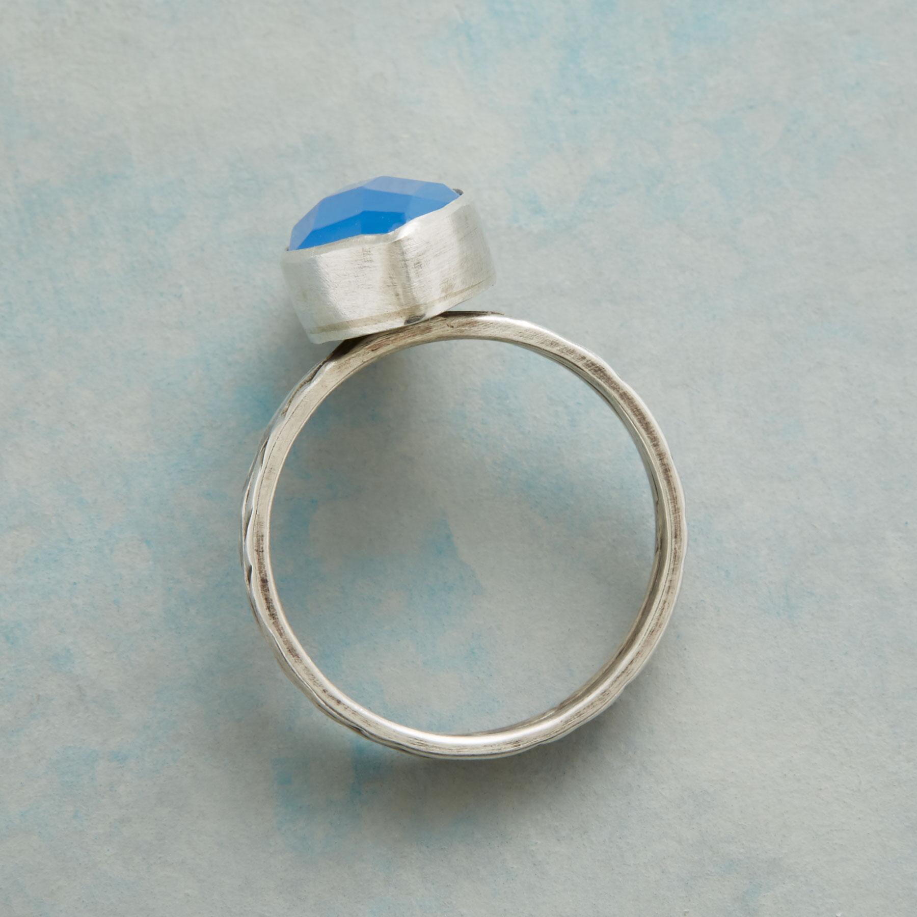 BLUE LIGHTENING RING: View 2