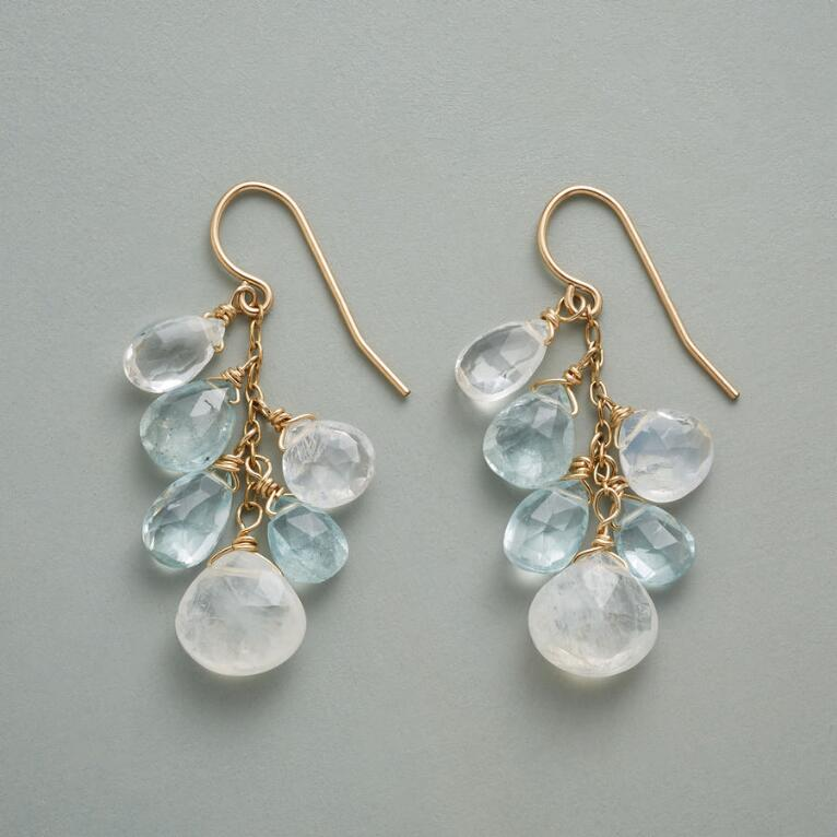 MOUNTAIN MOONLIGHT EARRINGS