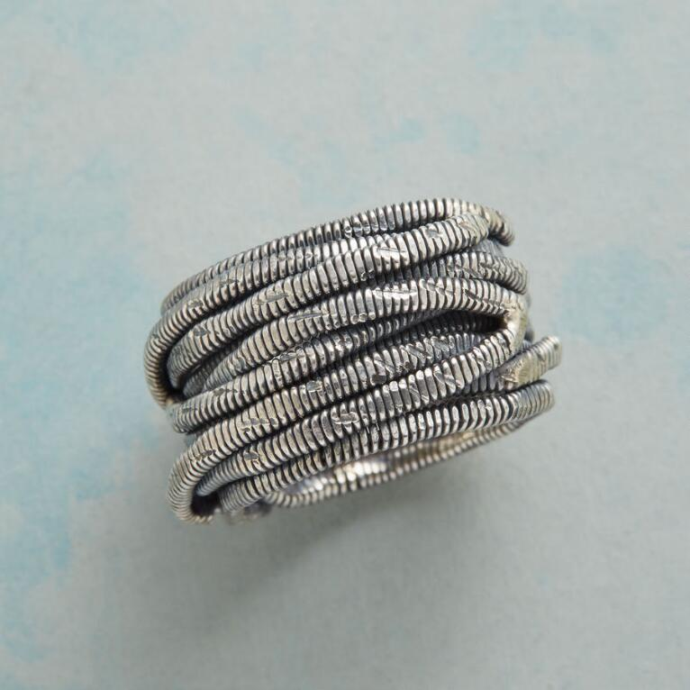 COILING POINT RING