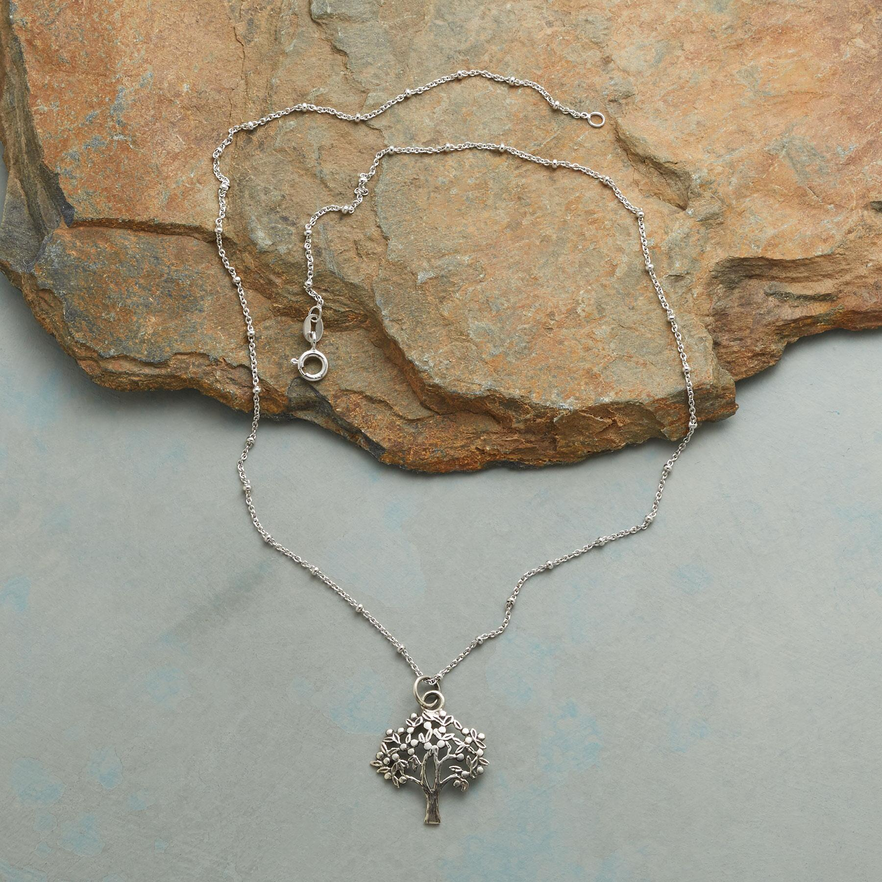 SHADE TREE NECKLACE: View 2
