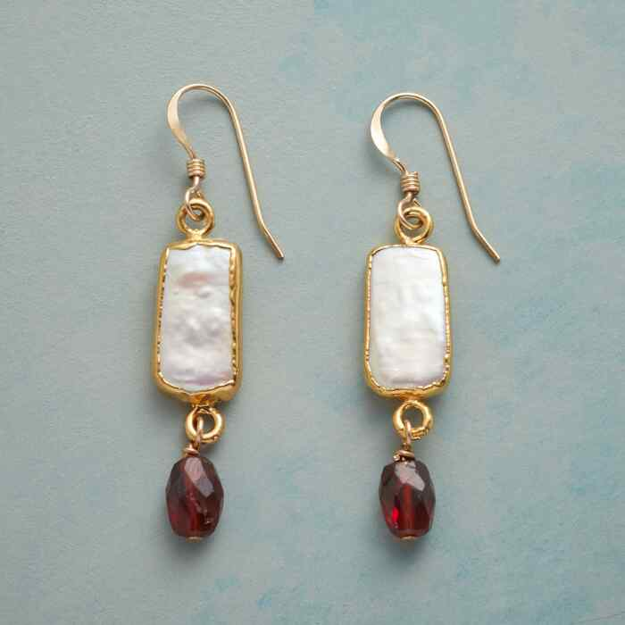 SNOWFIRE EARRINGS