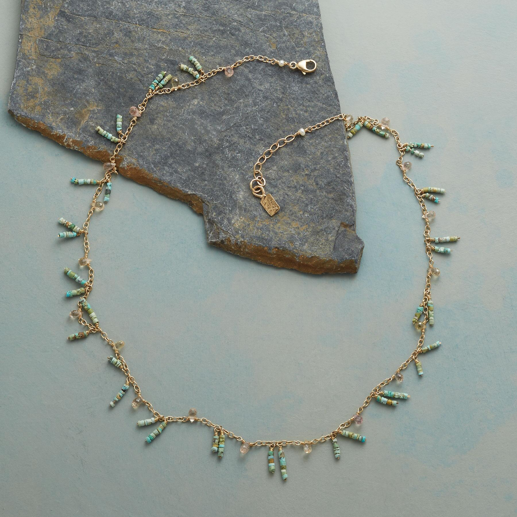MOUNTAIN DAWN NECKLACE: View 2