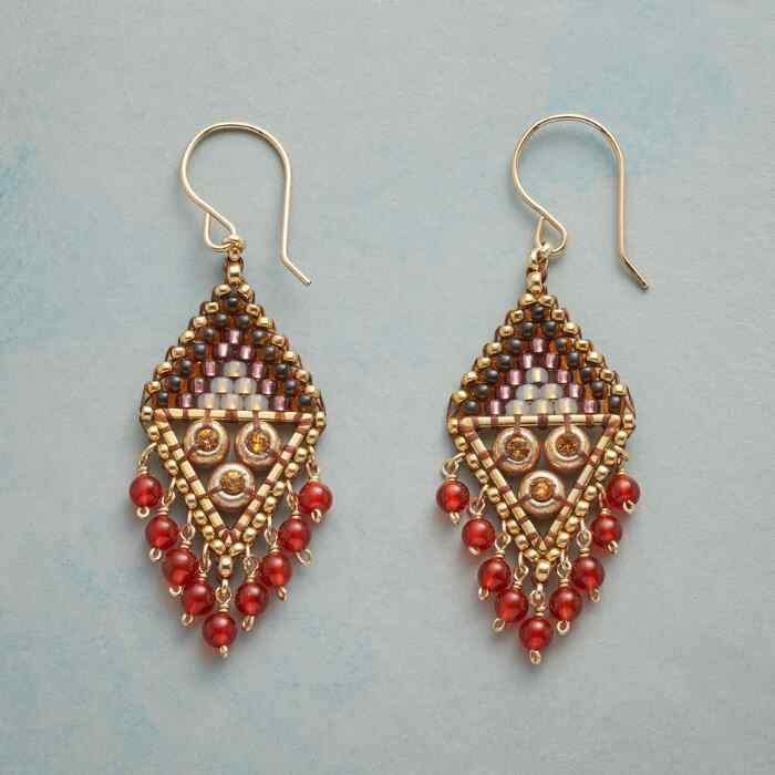 RAIN IN SPAIN EARRINGS
