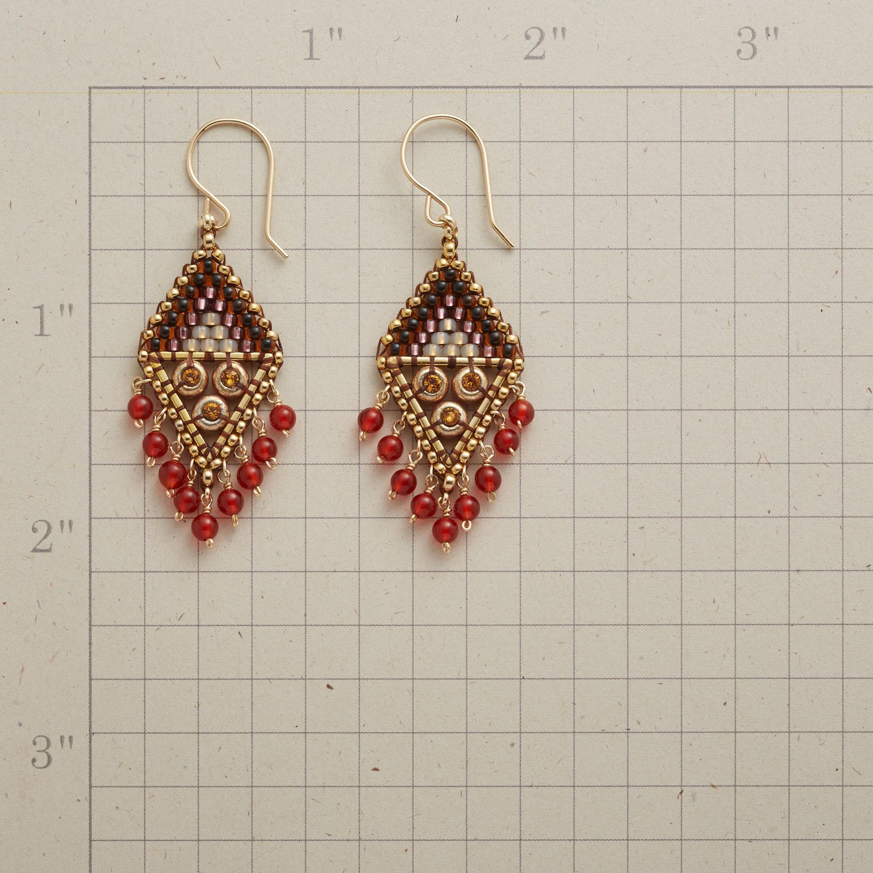 RAIN IN SPAIN EARRINGS: View 2