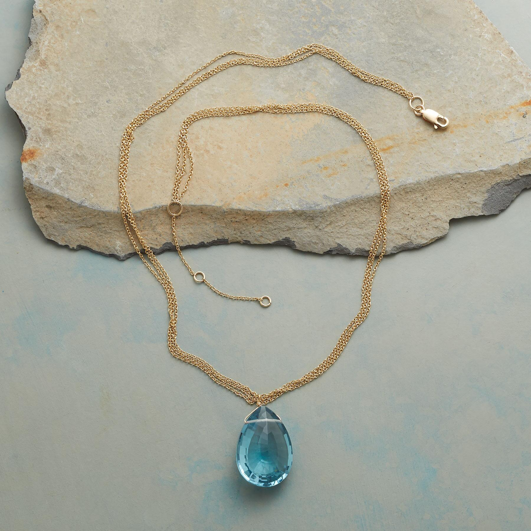 AZURE NECKLACE: View 2