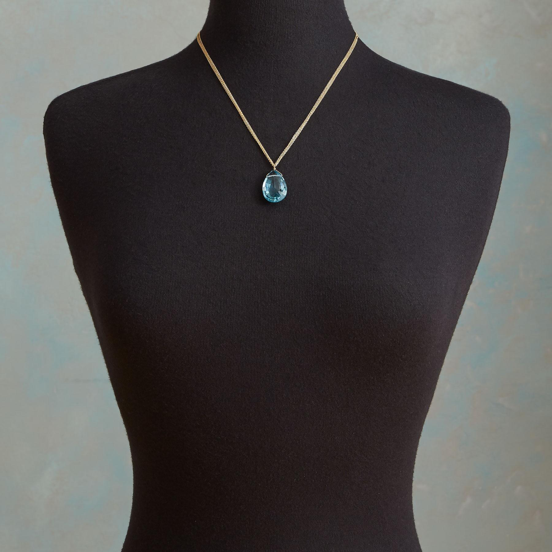 AZURE NECKLACE: View 3