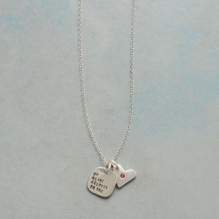 ALL YOURS NECKLACE
