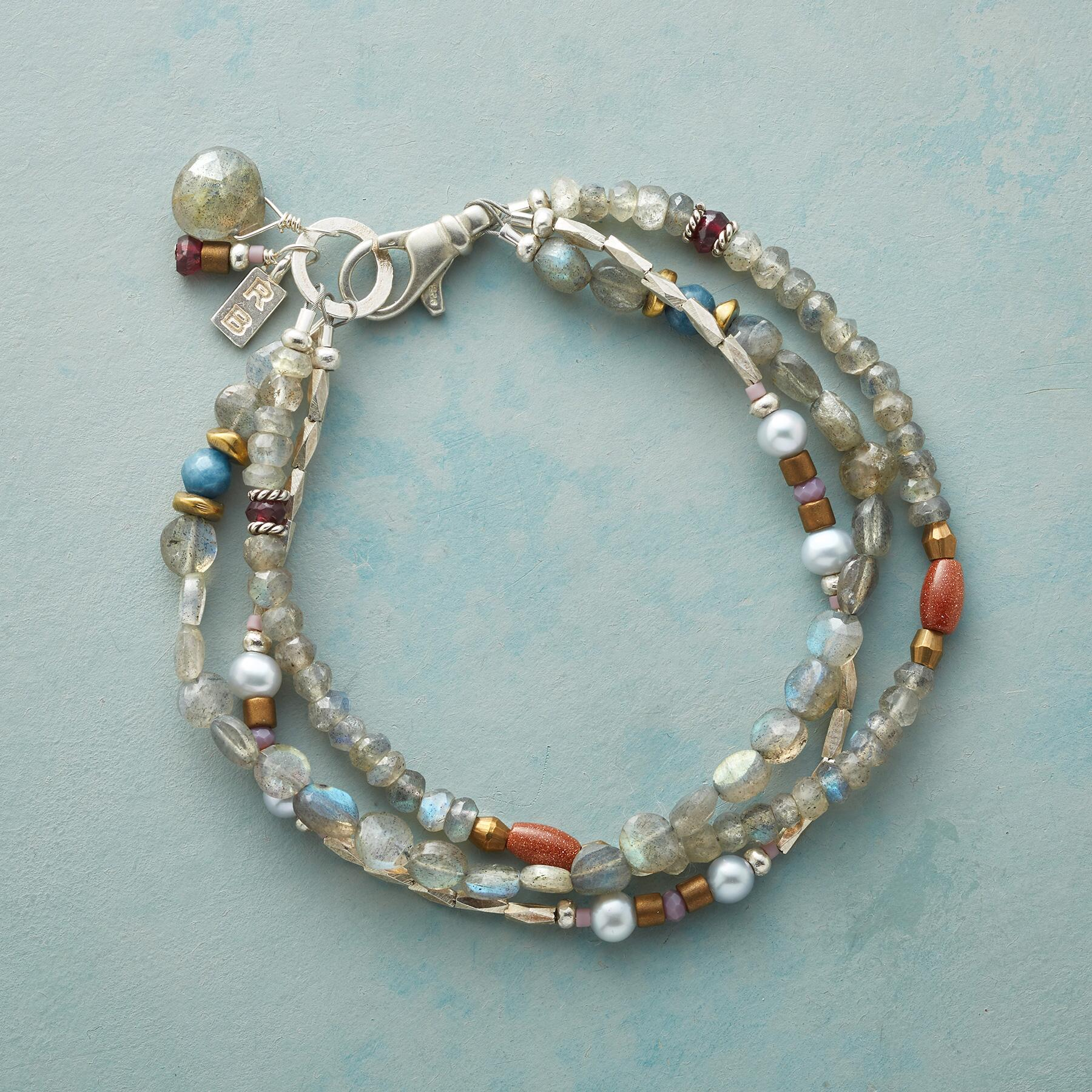 CHANNEL CROSSING BRACELET: View 1