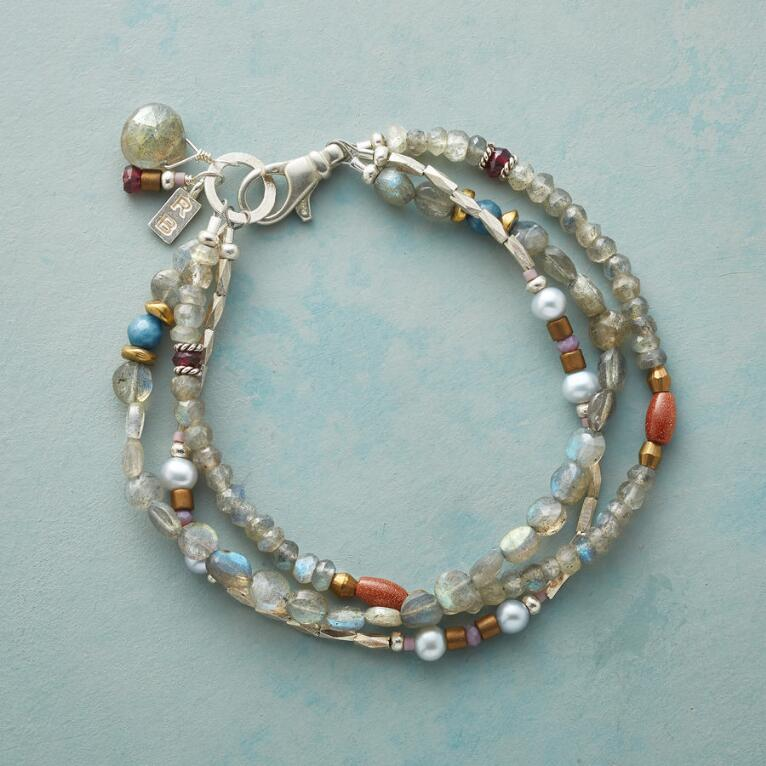 CHANNEL CROSSING BRACELET