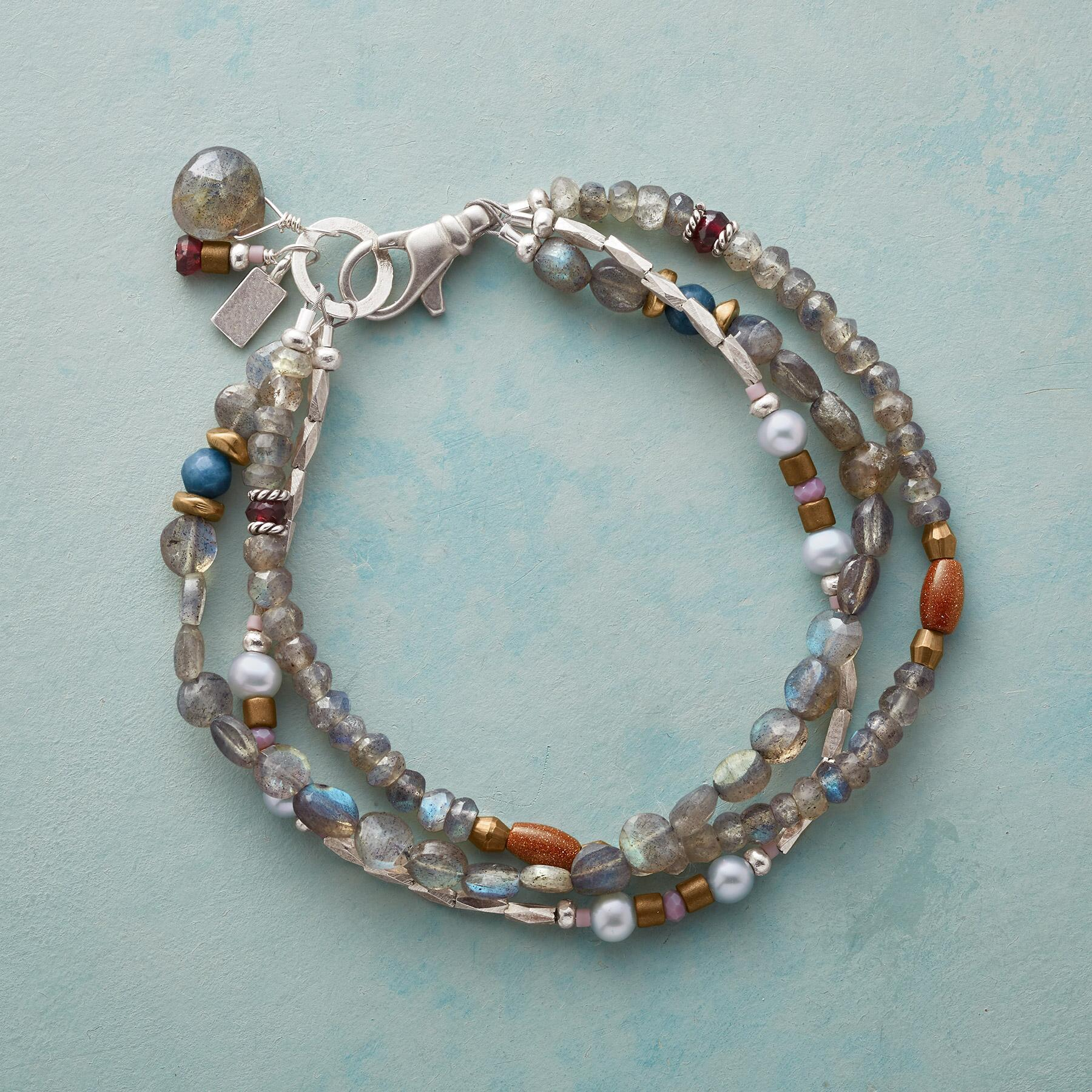 CHANNEL CROSSING BRACELET: View 2