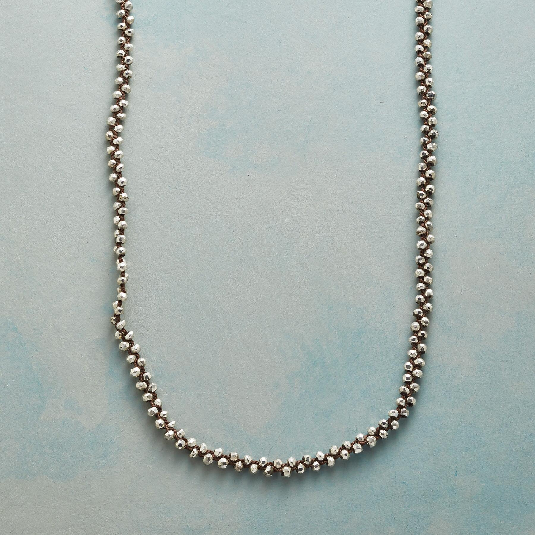 DOUBLE TAKE NECKLACE: View 1