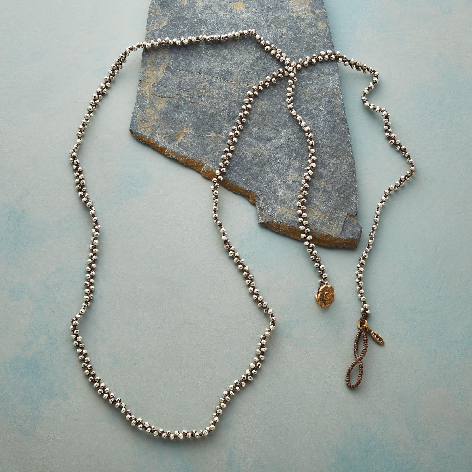 DOUBLE TAKE NECKLACE: View 2