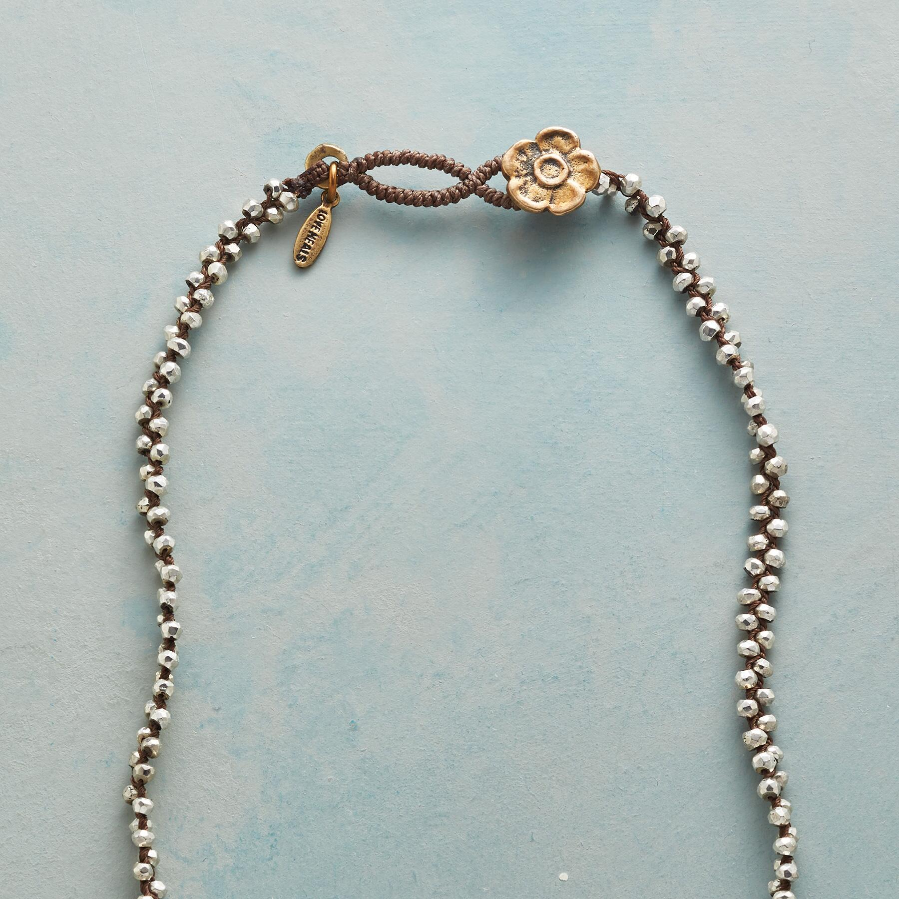 DOUBLE TAKE NECKLACE: View 3
