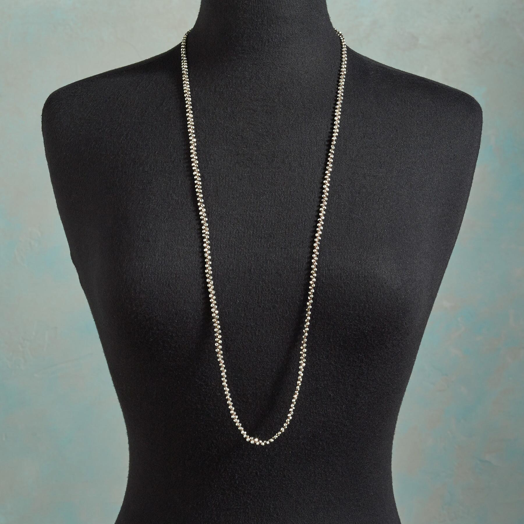 DOUBLE TAKE NECKLACE: View 4