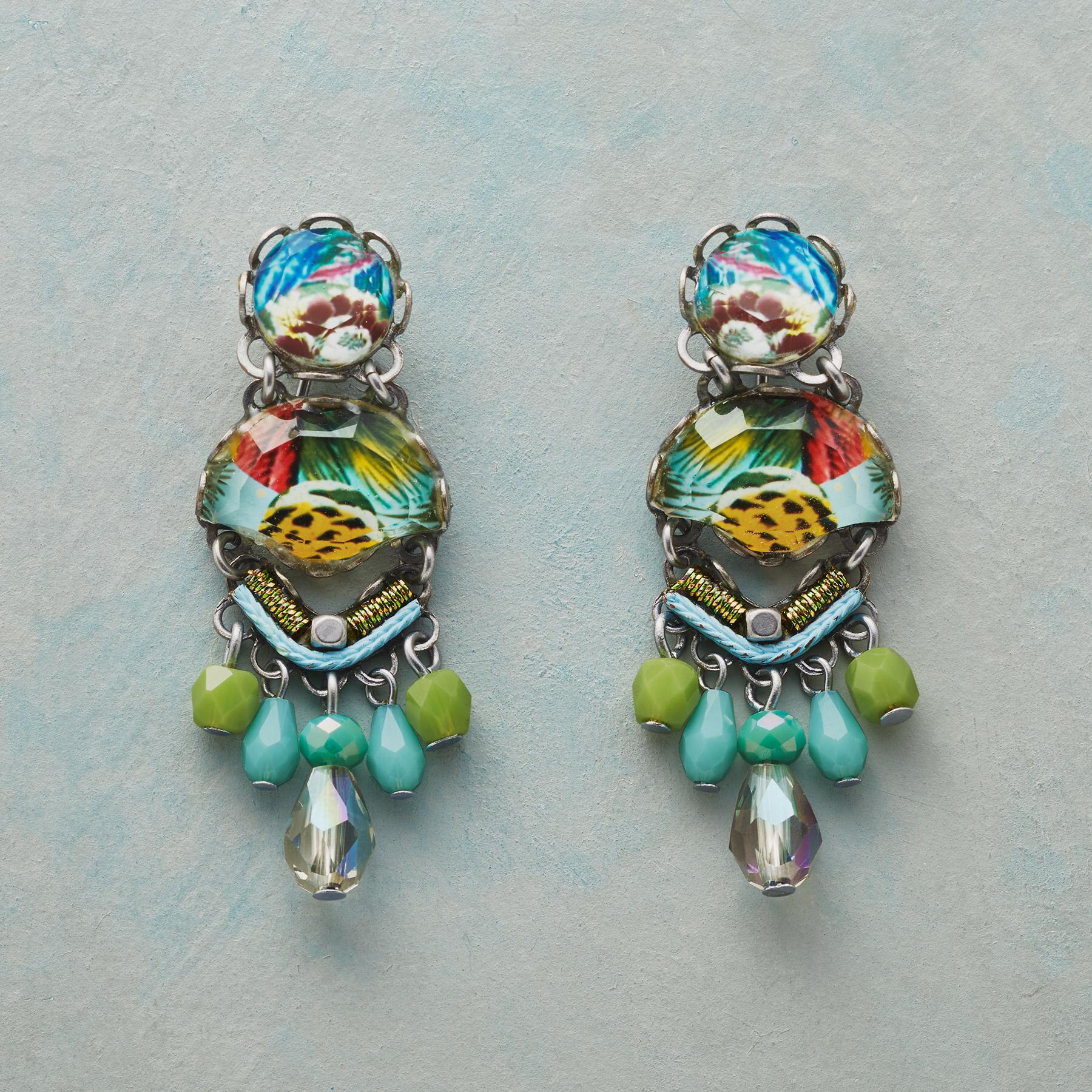 SPRINGTIME IN PARIS EARRINGS: View 1
