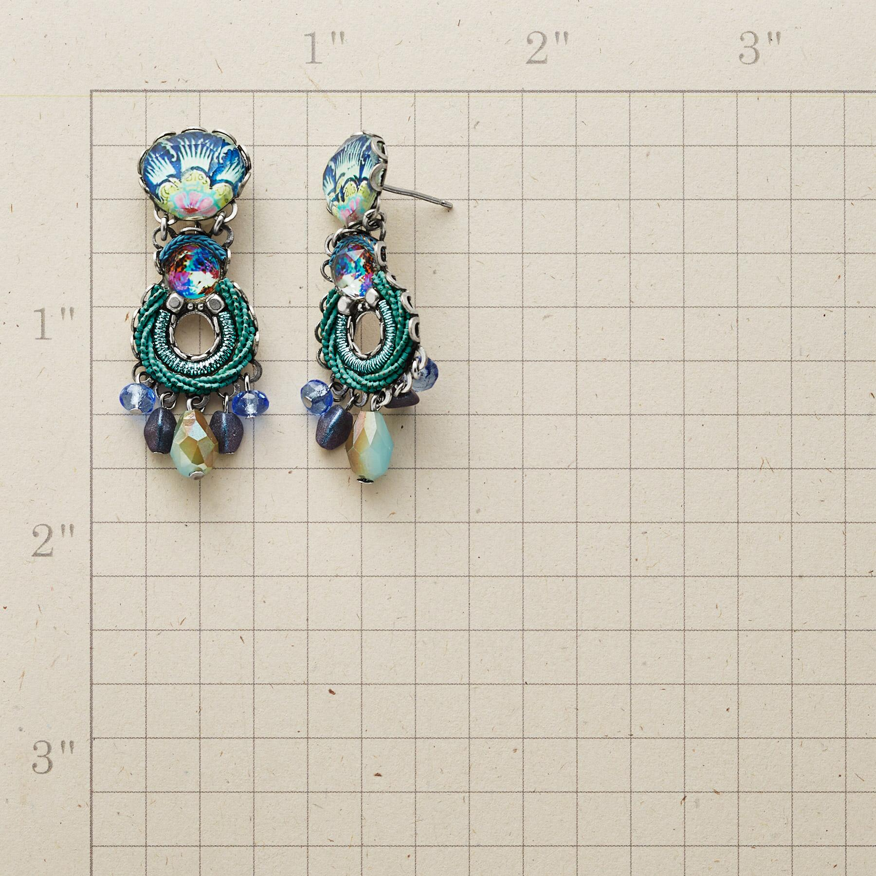 CATALINA EARRINGS: View 2
